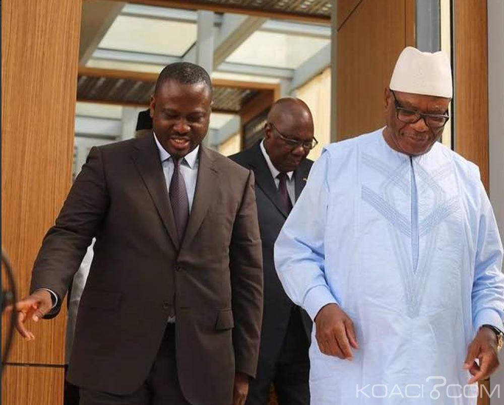 Côte d'Ivoire : Guillaume Soro dit s'inspirer du parcours d'IBK, le président Malien