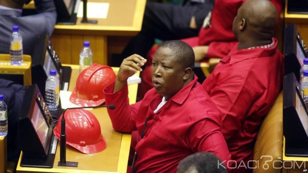 Afrique du Sud  :  La chambre des provinces donne son feu vert pour l'expropriation  des terres