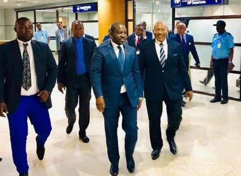 Côte d'Ivoire : Alors que des vives tensions prospèrent entre ses partisans et ceux du Rhdp, Soro s'envole pour une visite privée à Brazzaville