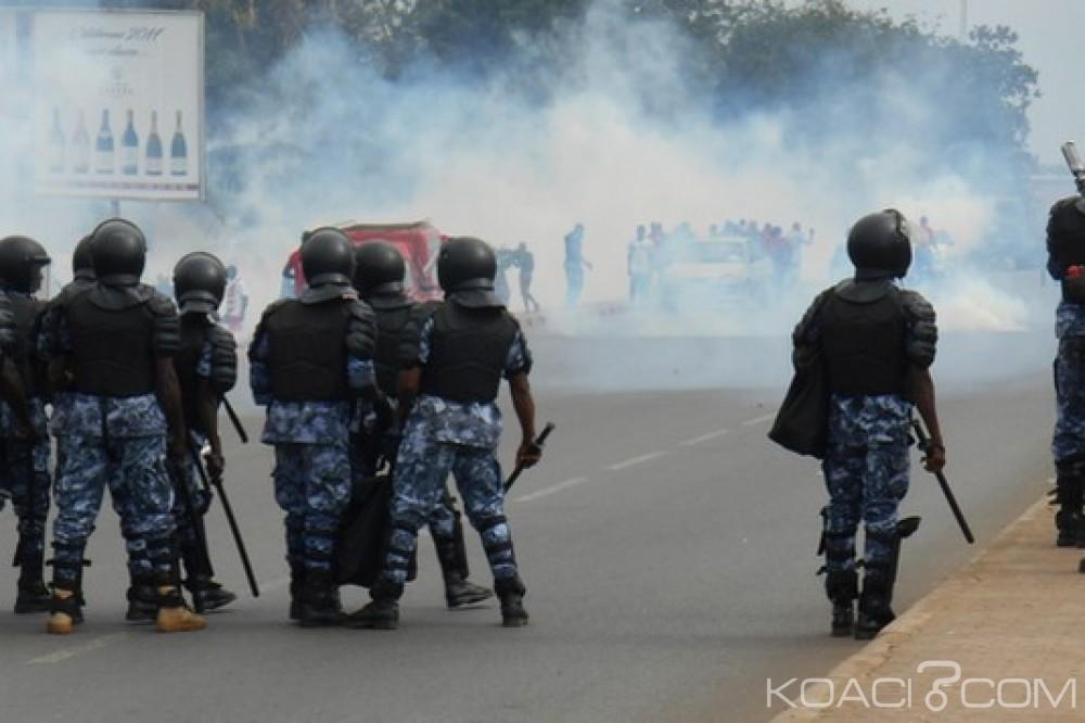 Togo : Manifestations «interdites» de la C14 endeuillées à Agoè, bilan et ouverture d'une enquête