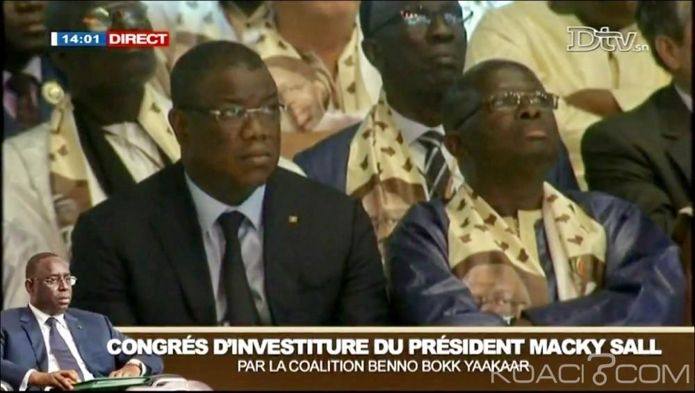 Sénégal : L'ex ministre Abdoulaye Baldé énième lieutenant de Wade à rejoindre Macky Sall, à moins de 3 mois de la présidentielle