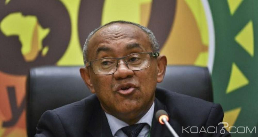 Afrique : CAN 2019, le pays hôte sera connu le 9 janvier prochain annonce Ahmad