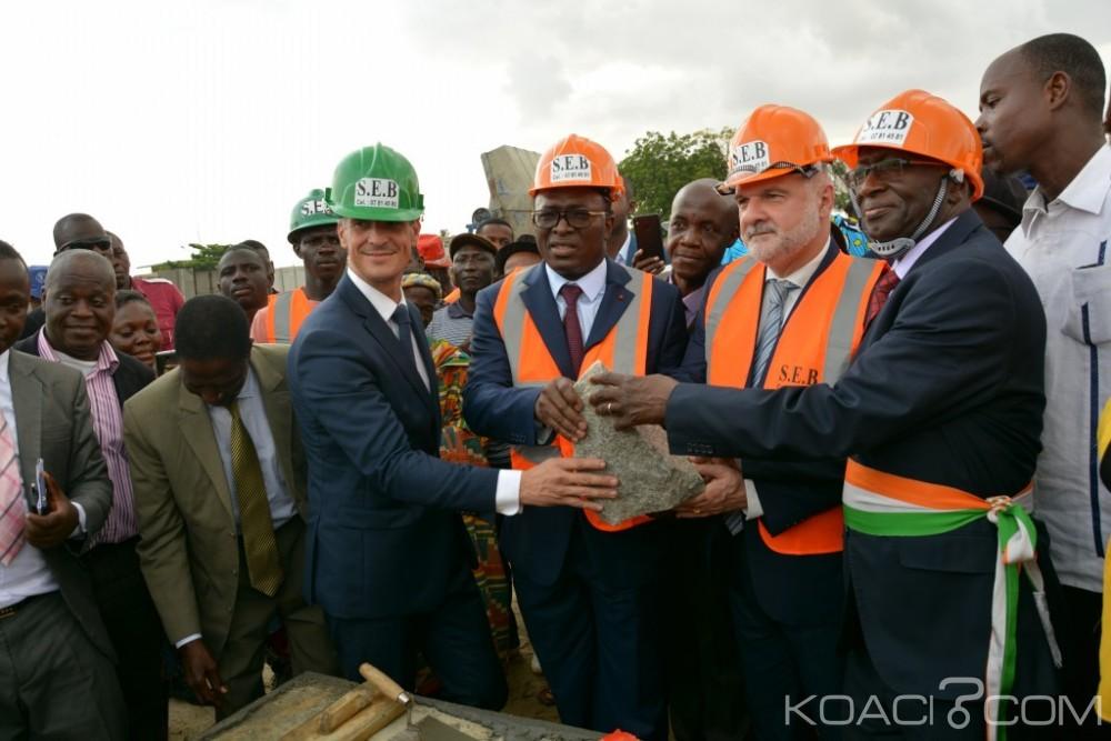 Côte d'ivoire : Infrastructures sportives, la France va construire 91 centres appelés «AGORA» à travers le pays