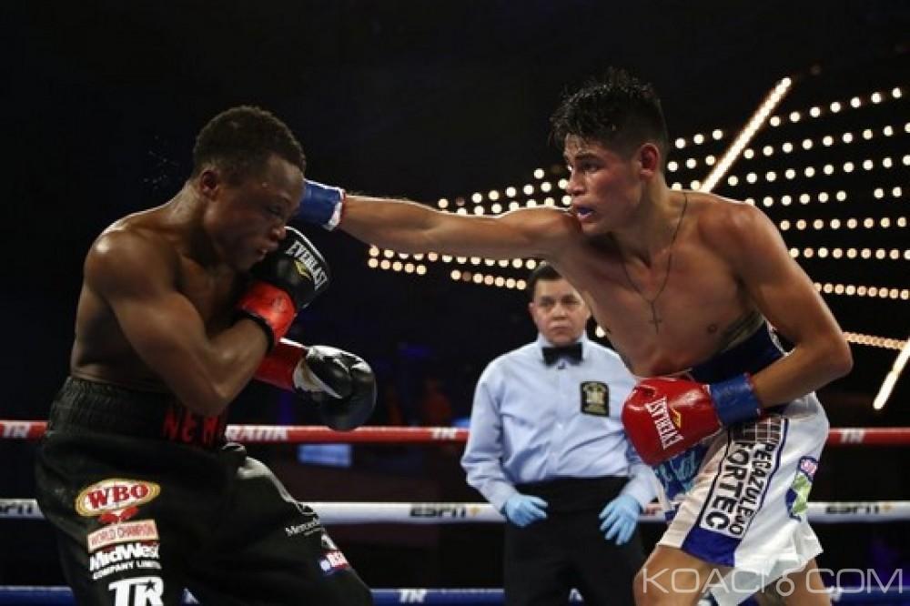 Ghana : Boxe, Dogboe perd le titre WBO aux USA et veut rebondir
