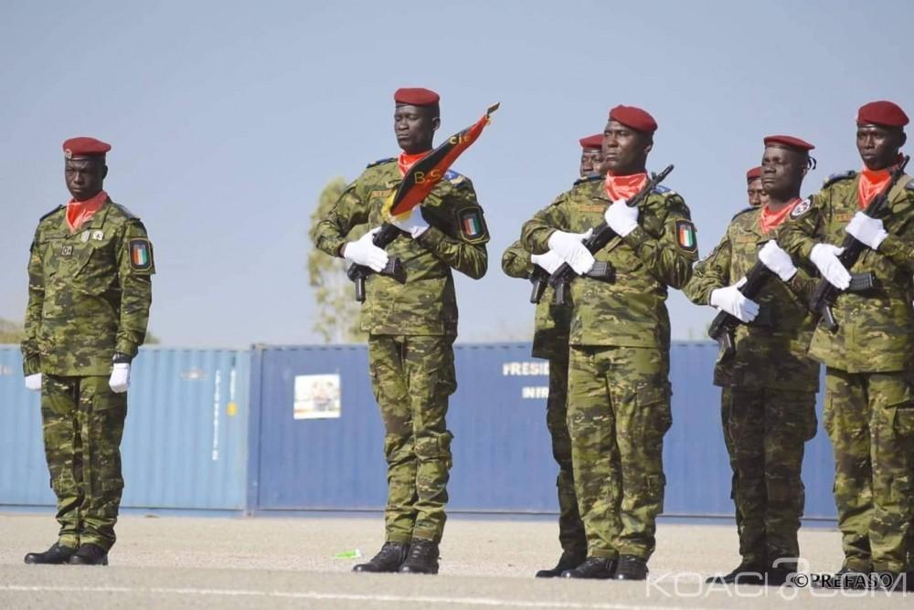 Burkina Faso : Un contingent ivoirien fait sensation au défilé de la fête nationale