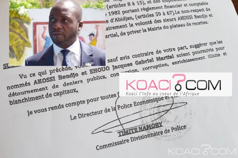Côte d'Ivoire : Affaire détournement de 6 milliards au Plateau, une plainte émise contre Jacques Ehouo