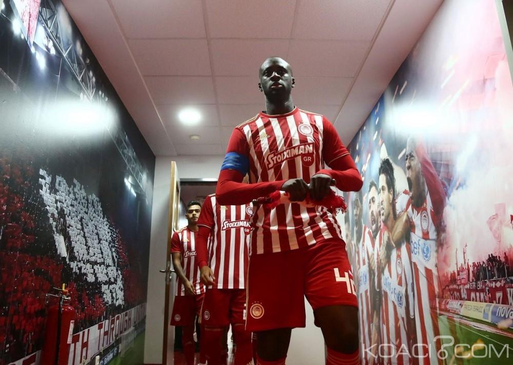 Côte d'Ivoire : Après seulement cinq matchs disputés, l'Olympiakos Le Pirée résilie le contrat de Yaya Touré