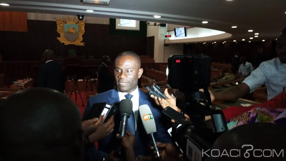Côte d'Ivoire : Le projet de loi portant ratification de l'ordonnance n°2018-669 du 6 août 2018 portant amnistie voté, abstention du PDCI