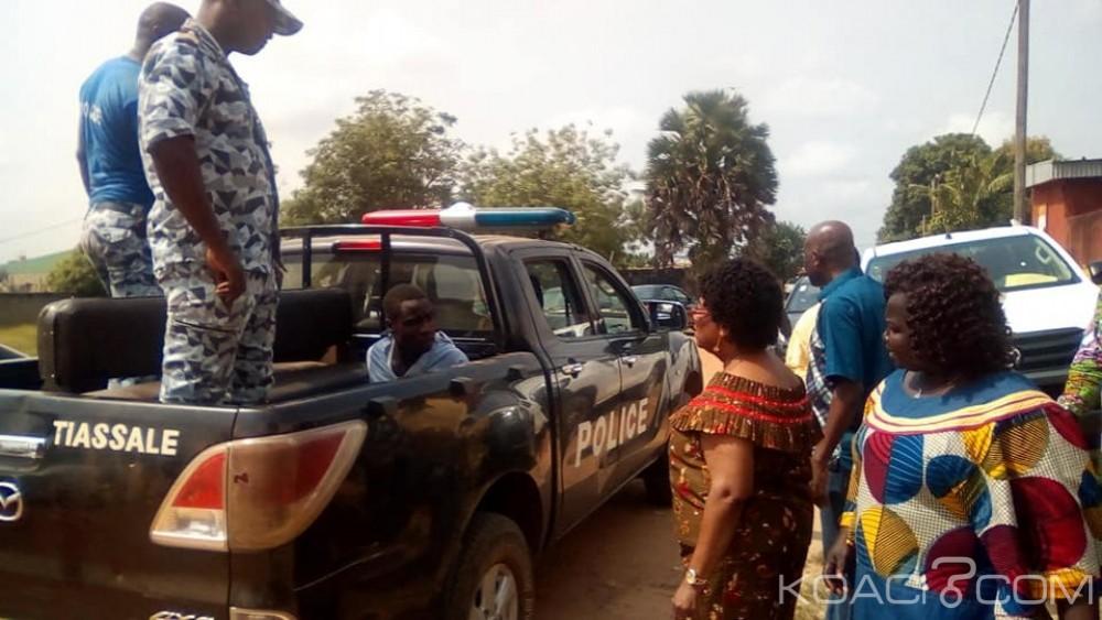 Côte d'Ivoire : Congés anticipés, un perturbateur des cours non inscrit dans un établissement scolaire interpellé à Tiassalé