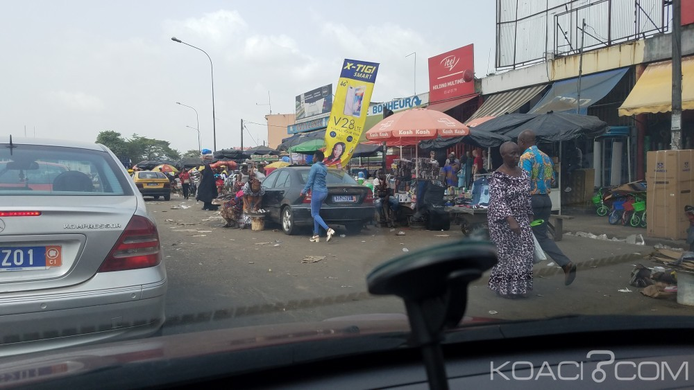Côte d'Ivoire : Braquage manqué à Cocody, un bandit tabassé, son acolyte en fuite