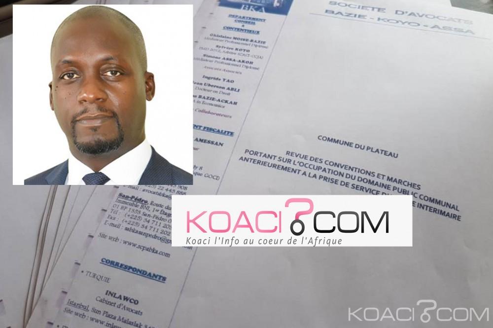 Côte d'Ivoire : Scandale de la Mairie du Plateau, voilà ce que l'audit révèle