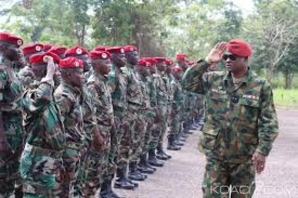 Centrafrique  : La France livre 1400 fusils d'assaut aux forces armées centrafricaines