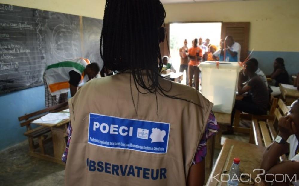 Côte d'Ivoire : Elections locales partielles, la POECI annonce 84 observateurs dans trois communes pour la supervision