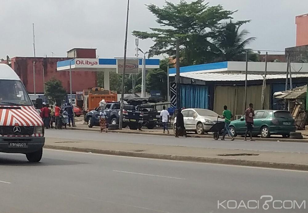 Côte d'Ivoire:  Braquage en cours à Abobo, un bà¢timent encerclé par la police