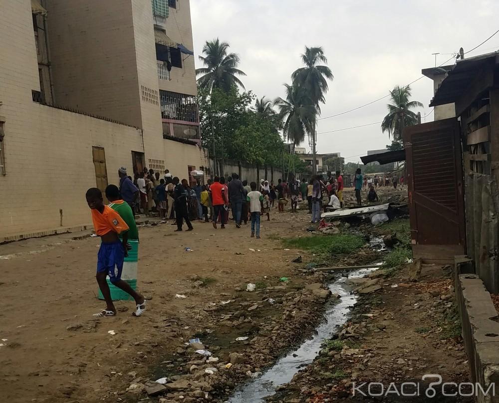 Côte d'Ivoire:  Fin du braquage à Abobo, un bandit arrêté avec un gris-gris par la police