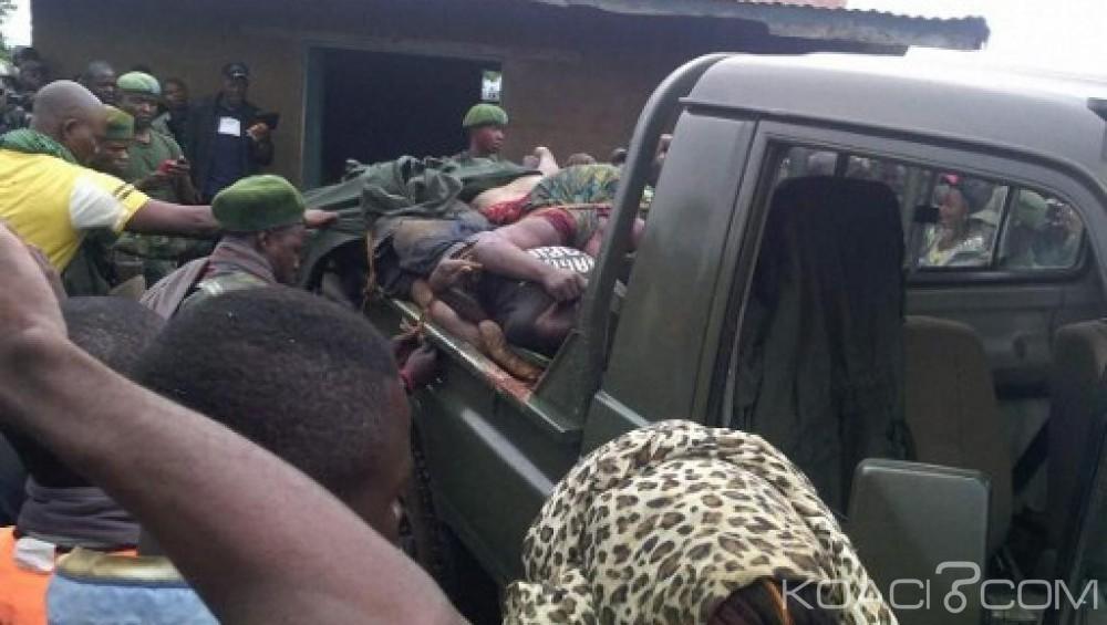 RDC: Béni, neuf morts dans un nouveau massacre attribué aux ADF