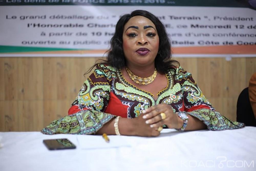 Côte d'Ivoire : Le député Mariam Traoré clashe Affoussiata Bamba «avocate de Soro Guillaume pour insulter Alassane Ouattara»