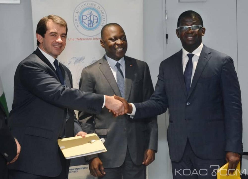 Côte d'Ivoire : Port d'Abidjan, la gestion du terminal fruitier concédée à un partenaire
