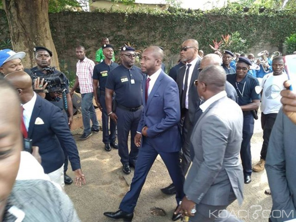 Côte d'Ivoire : Au Plateau, la cérémonie d'investiture de Jacques Ehouo annulée