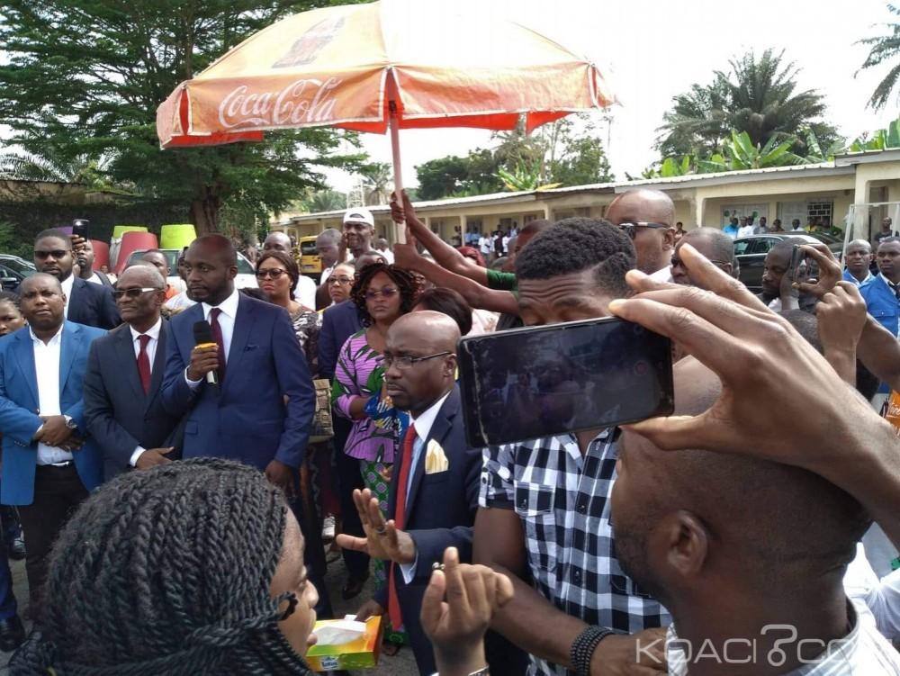 Côte d'Ivoire : Passation de charge reportée au Plateau, Jacques Ehouo réagit «face à la dictature du bruit, nous allons travailler sans bruit dans le silence»
