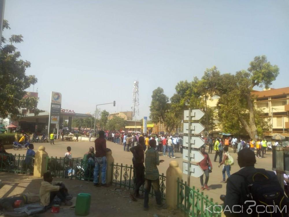 Burkina Faso : Des manifestants réclament «verité et justice » pour Norbert Zongo