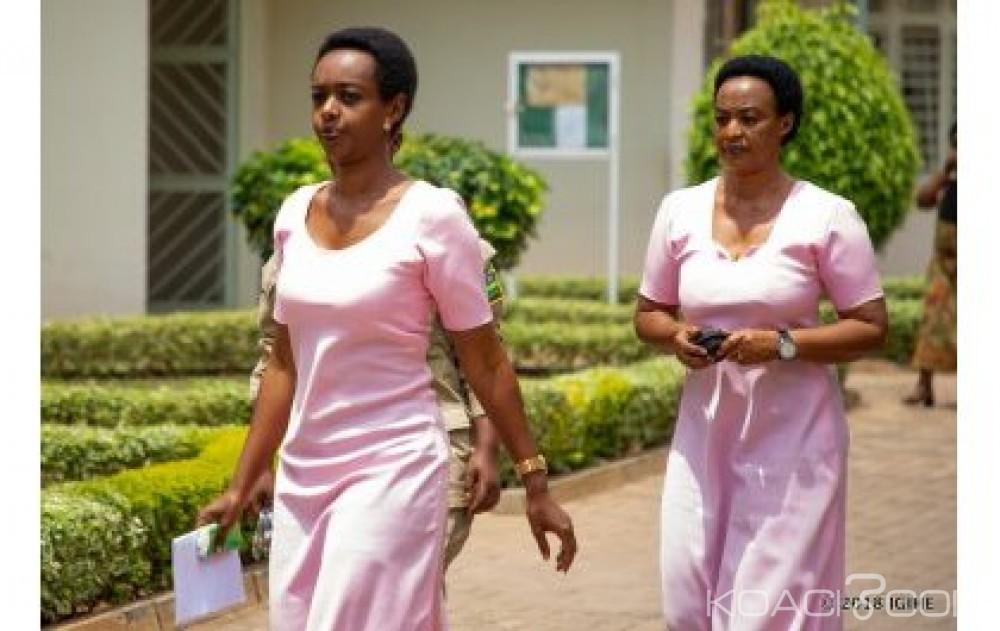 Rwanda : Le parquet s'oppose à l'acquittement de Diane Rwigara et va faire appel
