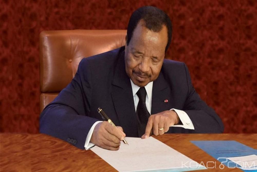 Cameroun : Biya arrête les poursuites contre 289 personnes devant les tribunaux militaires