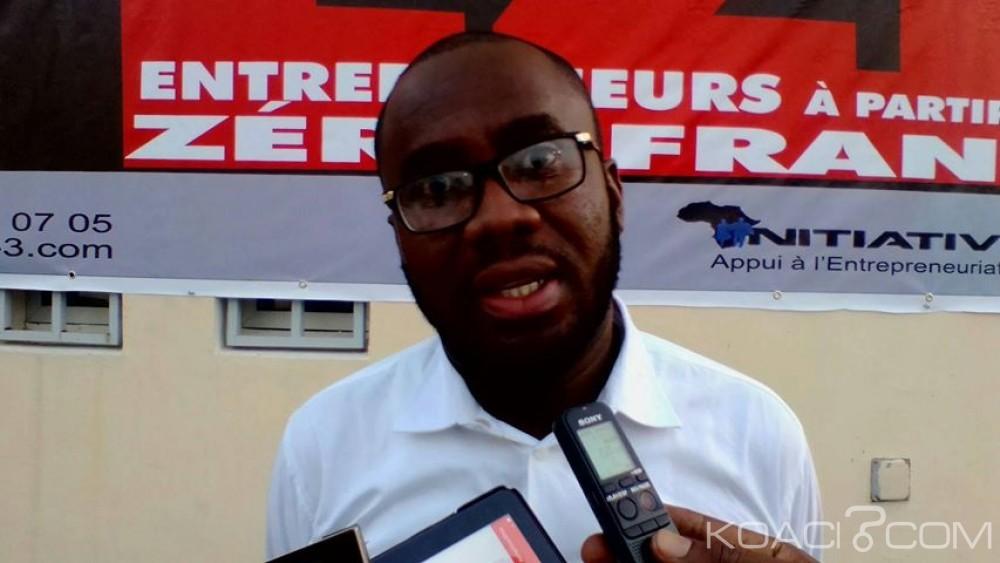 Côte d'Ivoire : Le directeur d'une fondation appelle les jeunes à l'entrepreneuriat à partir de zéro franc