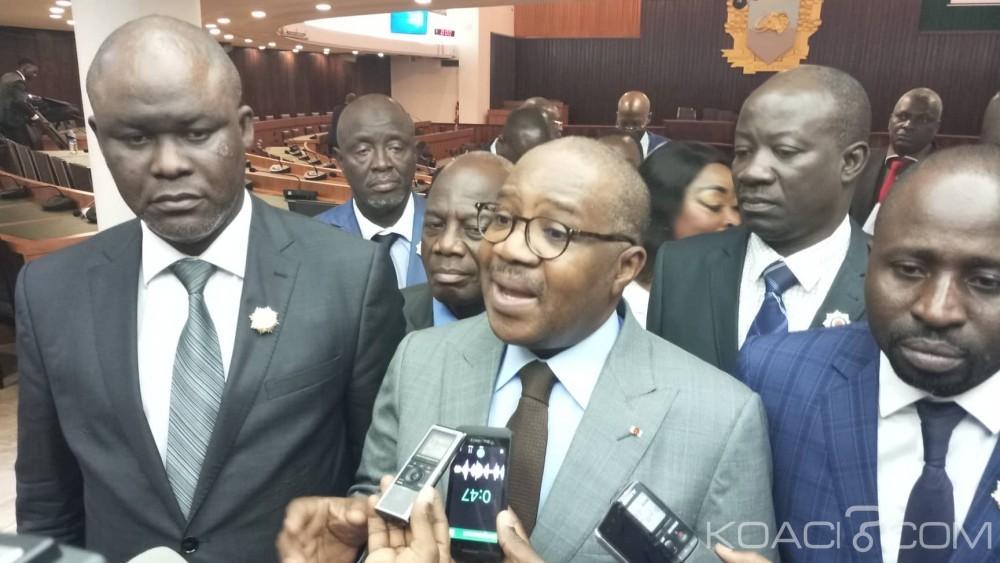 Côte d'Ivoire : Sansan Kambilé révèle que 40 sessions d'assises ont coûté 739 millions à l'Etat durant ces 5 dernières années