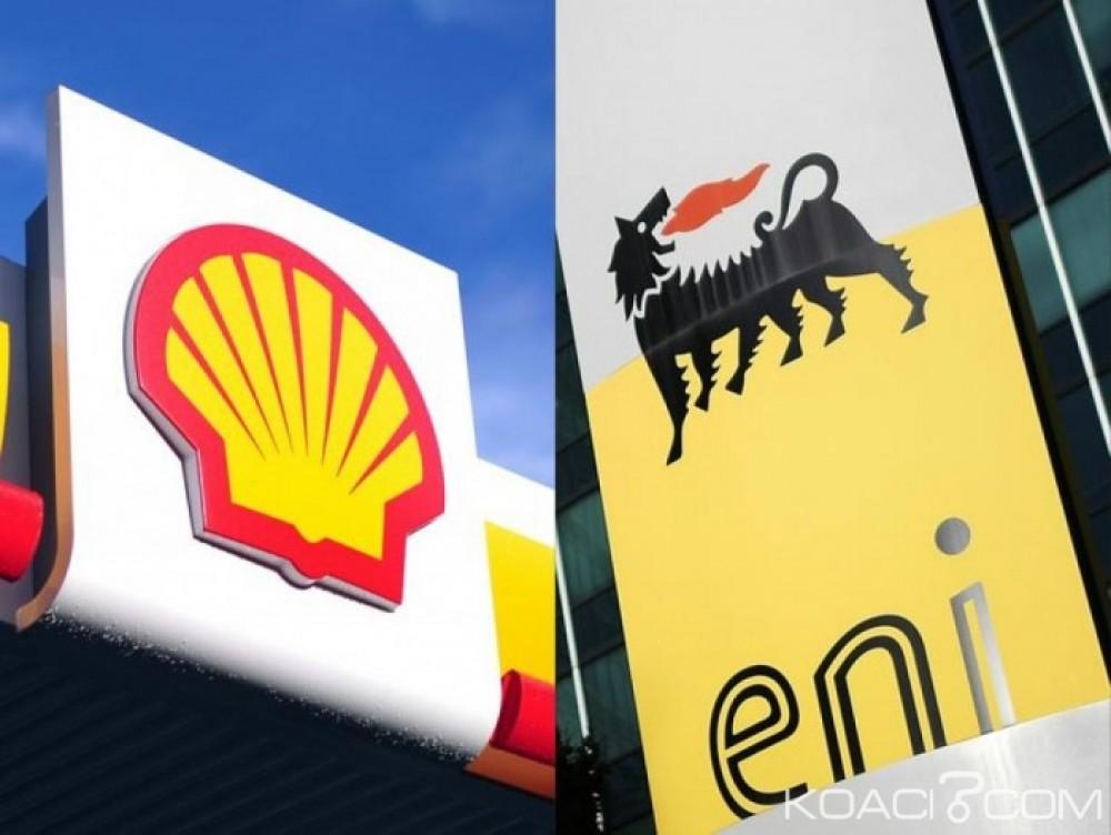 Nigeria:  Shell et Eni  poursuivis par le gouvernement  à  Londres pour  le détournement d'un milliard de dollars