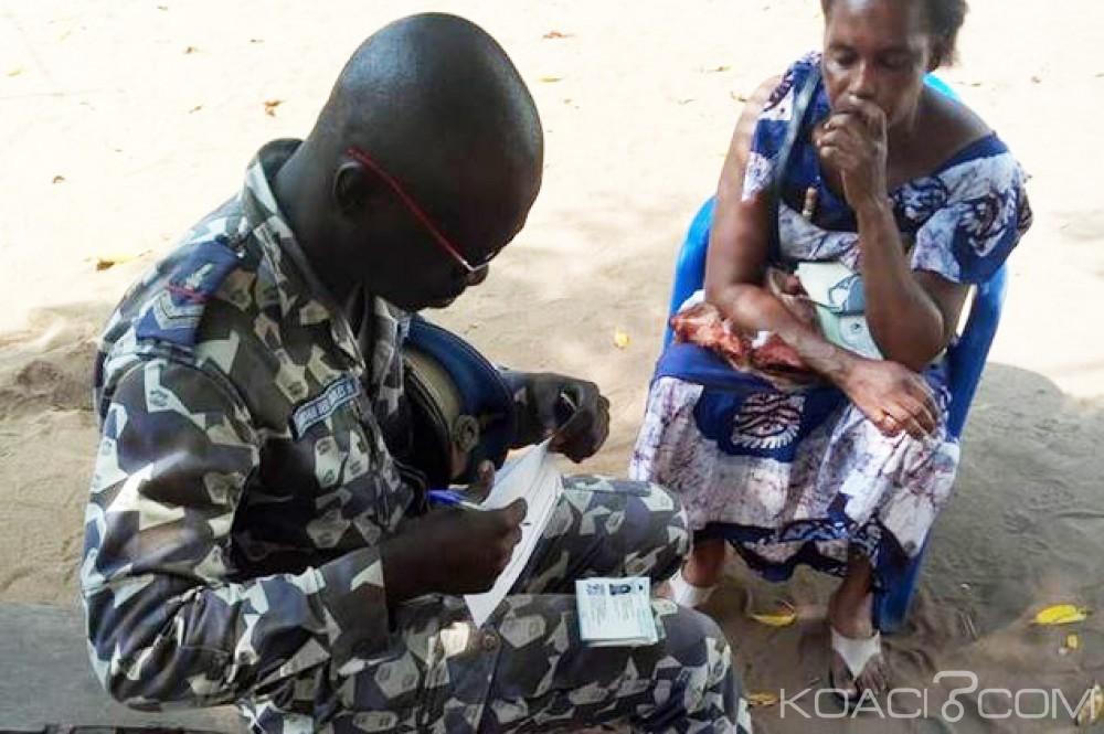 Côte d'Ivoire : Municipale à Bingerville, une femme interpellée avec une centaine de cartes d'électeurs