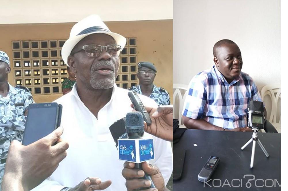 Côte d'Ivoire : Locale à Bingerville, les deux candidats saluent les mesures sécuritaires déployées dans la ville
