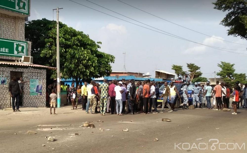 Côte d'Ivoire : À une heure de la fermeture des bureaux de vote, la tension reste vive à Port-Bouët