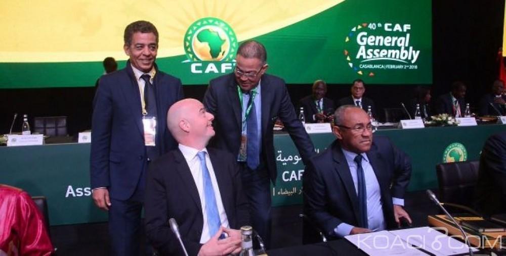 Côte d'Ivoire : CAN 2021, la CAF se  dégonfle « Nous confirmons qu'aucune décision n'a été prise par le comité exécutif »