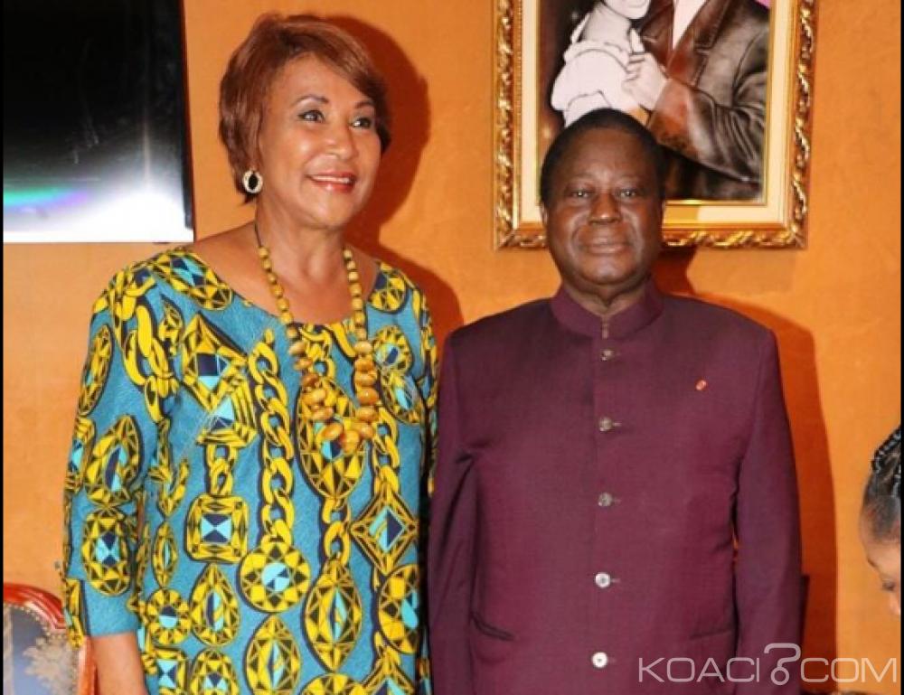 Côte d'Ivoire : Nouvelle plateforme annoncée,  voici la «proposition» faite par Boni Claverie à  Bédié depuis Daoukro