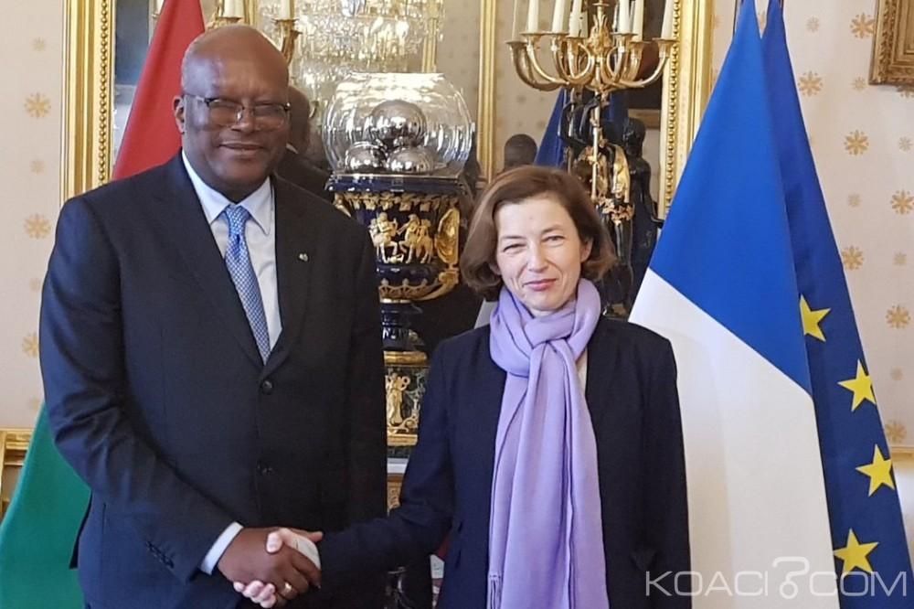 Burkina Faso : La France va livrer des  pick-up à l'armée