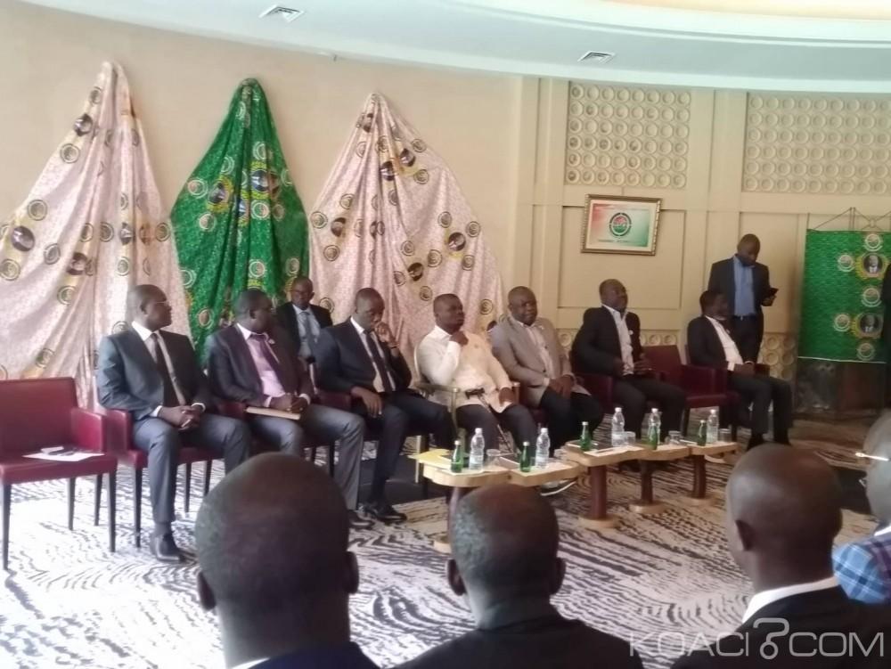 Côte d'Ivoire : Pour le Raci de Soro «le parti unifié est une incongruité politique»