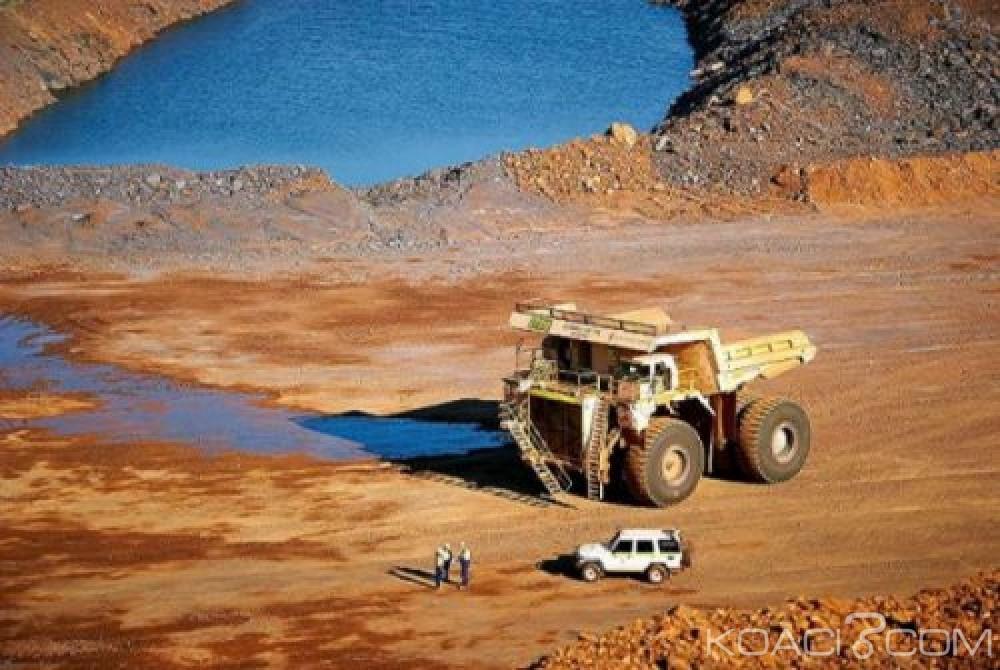 Côte d'Ivoire : Les investissements réalisés dans le secteur minier sont estimés à 303 milliards de FCFA (2015-2017)