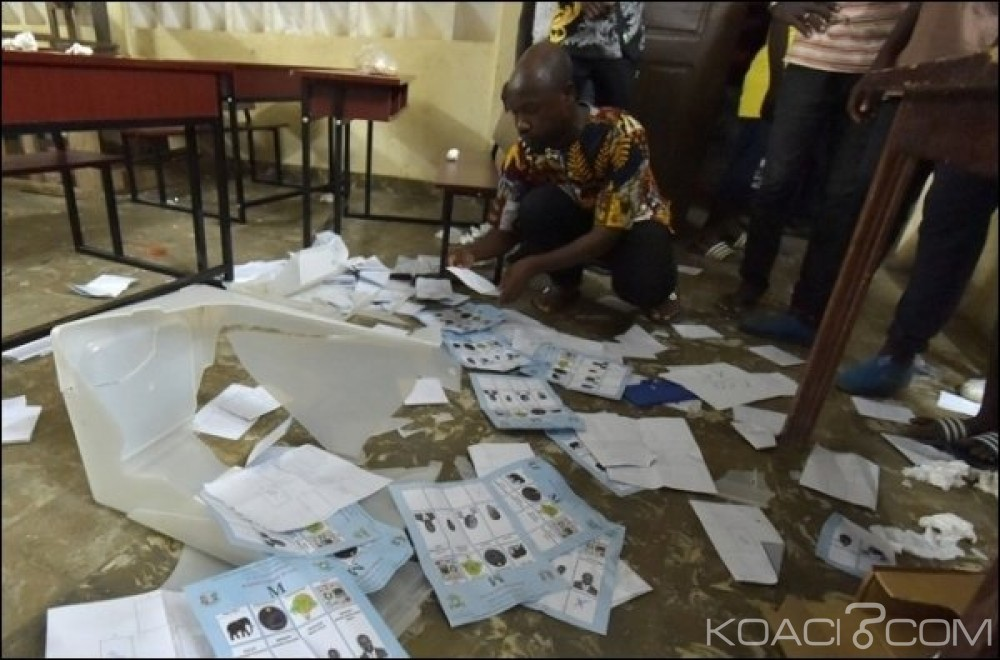 Côte d'Ivoire : Pour Jean Louis Moulot, une quinzaine de bureaux de vote saccagés sur 104, ne peuvent entacher la  sincérité du scrutin