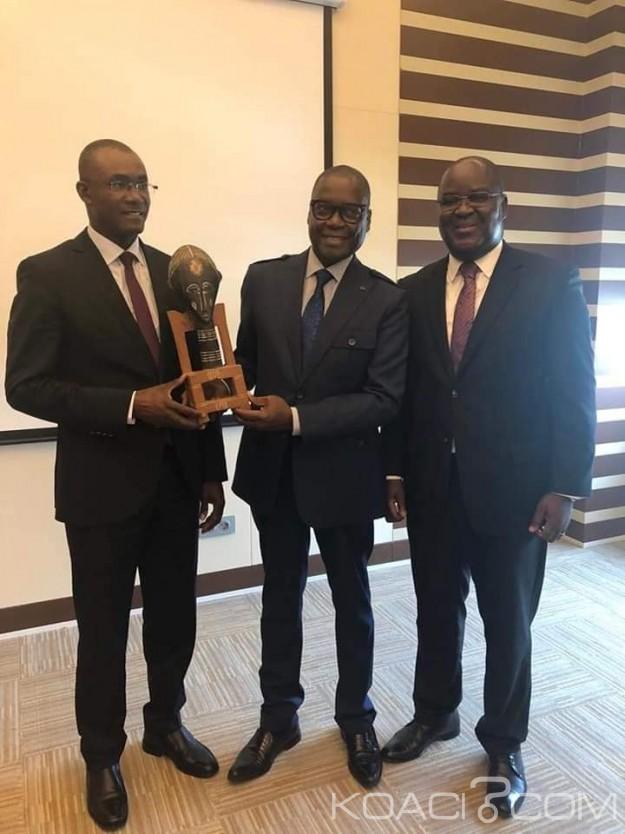 Côte d'Ivoire : L'ivoirien, Dr Parfait Kouassi élu président du Conseil d'Administration  de la BRVM