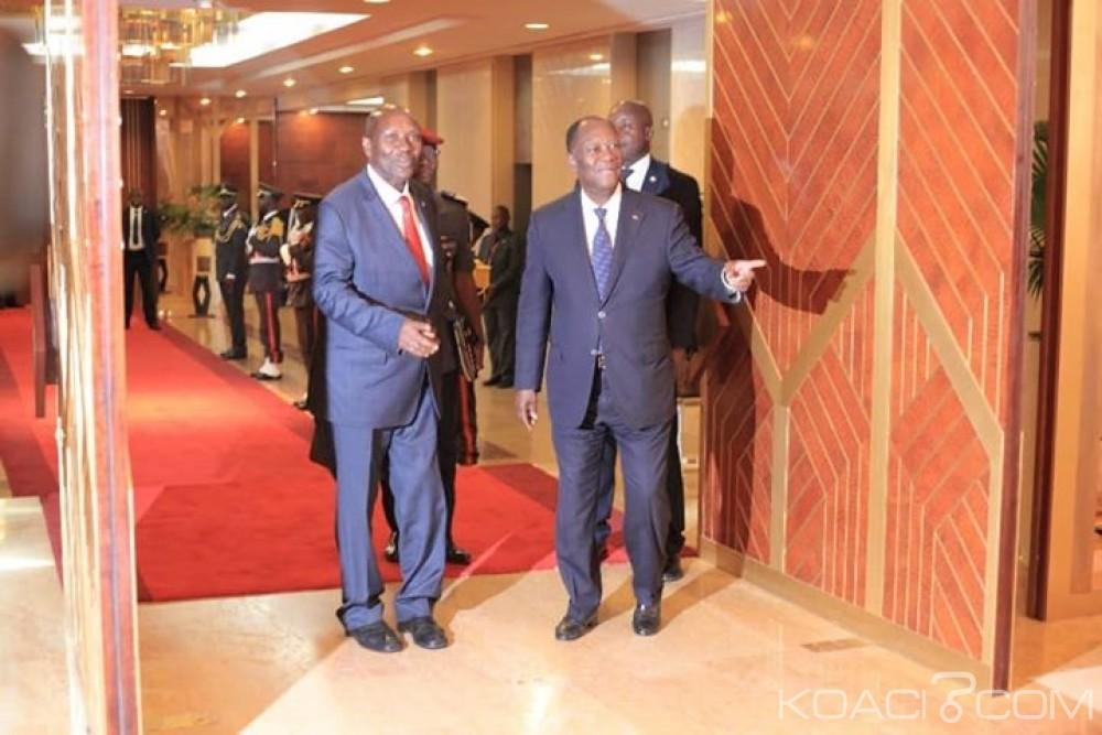 Côte d'Ivoire : Ouattara à Abuja le 22 décembre pour le sommet ordinaire de la CEDEAO