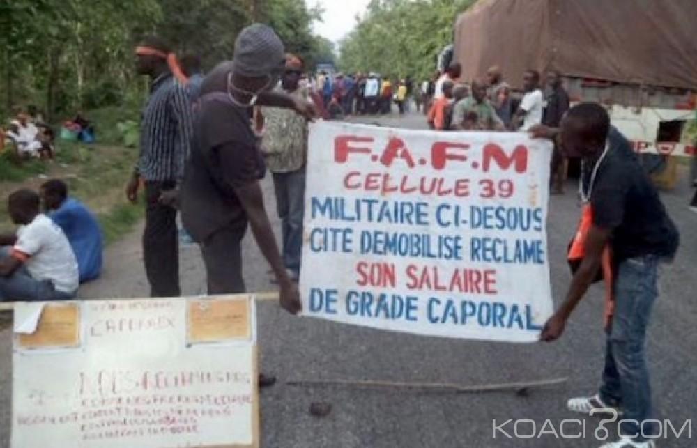 Côte d'Ivoire: Suite à leurs mouvements d'humeur, où est passée la délégation d'ex combattants se rendant sur Abidjan ?
