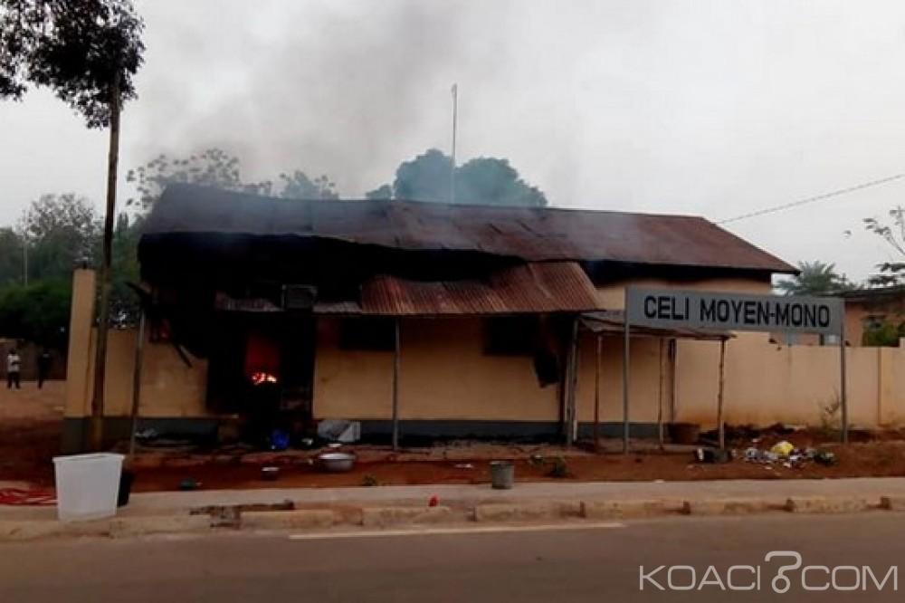 Togo : Législatives 2018, incendie à la CELI Moyen-Mono