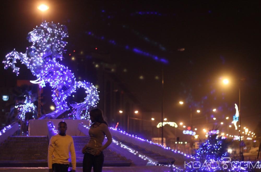 Sénégal : Fêtes de fin d'année, Dakar déjà dans ses habits de lumière… le business de la magie de Noël