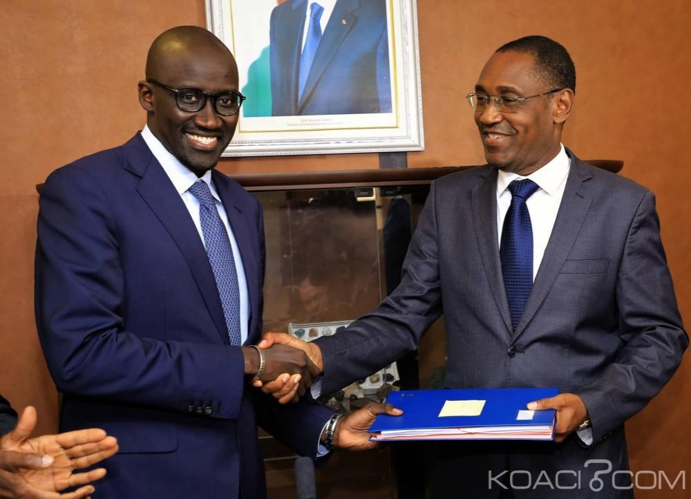 Côte d'Ivoire : Signature d'une convention avec la CIPREl pour la création d'une centrale thermique de 390 MW d'un coût d'environ 247,9 milliards de FCFA