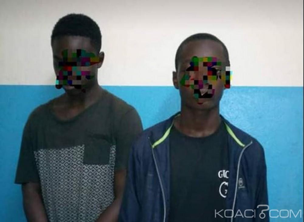 Côte d'Ivoire : À Abobo, deux élèves perturbateurs des cours mis aux arrêts et déférés à la Maca