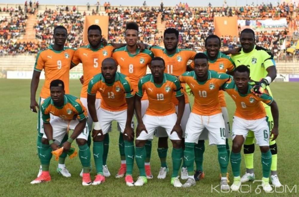 Côte d'Ivoire : Classement FIFA, les éléphants toujours hors du top 10 africains