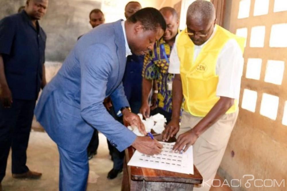 Togo : Ambiances du jour-J des législatives 2018