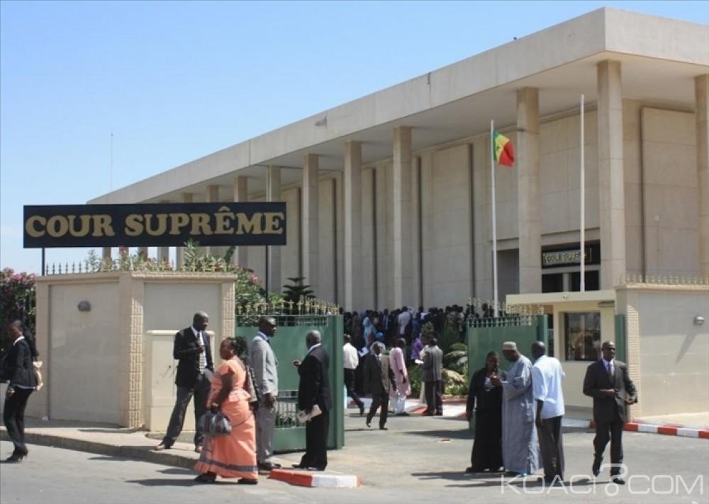 Sénégal : Pourvoi en cassation, Khalifa Sall abat sa dernière carte à la cour suprême