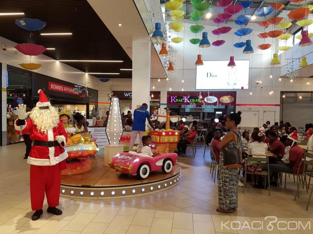 Côte d'Ivoire : PlaYce et Carrefour célèbrent la magie de Noël comme il se doit